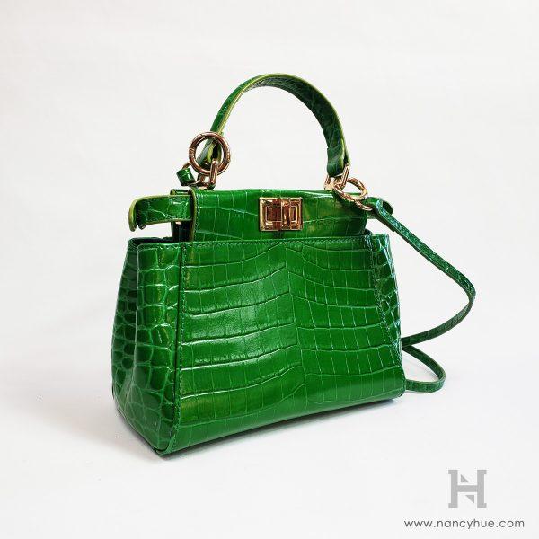 Nancy-Hue-Valise-Bag-Black-Detachable-Strap