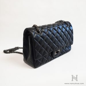 Nancy-Hue-Matlasse-Bag-Studded-Black-Side