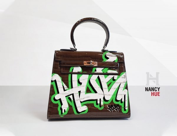 Nancy Hue Bespoke Handbag esign