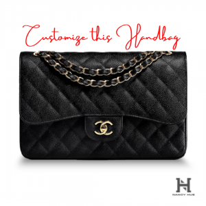 Nancy Hue Custom Chanel Flap Bag