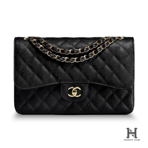 Personalized Chanel Classic Flap bag