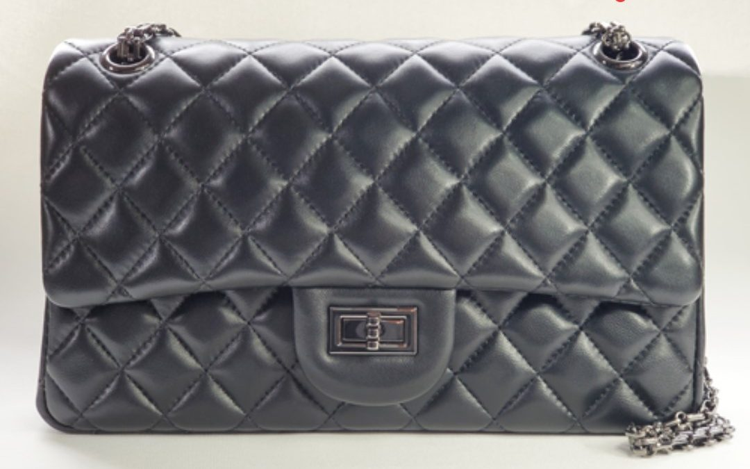 Are you ready for the new statement bag? Customized your next lambskin handbag.