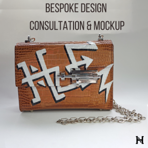 Bespoke Handbag Design Consultation and Design Mockup