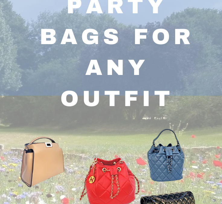 Garden Party Bags for any outfit